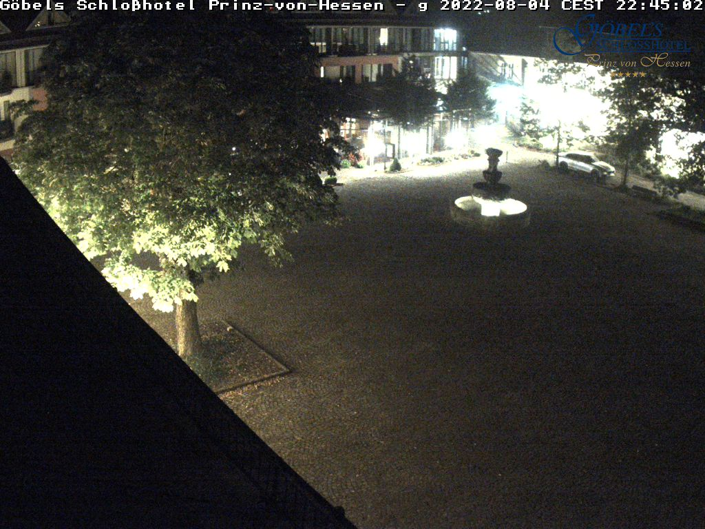 Schlosshotel Webcam Hotel